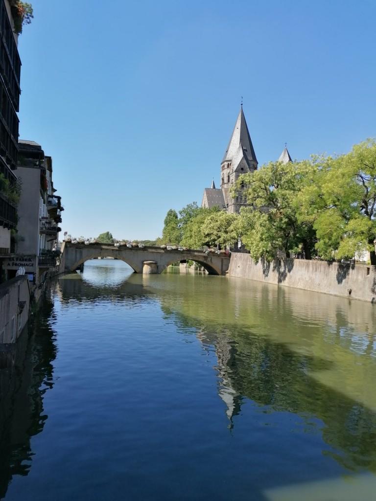 Malerisches Metz